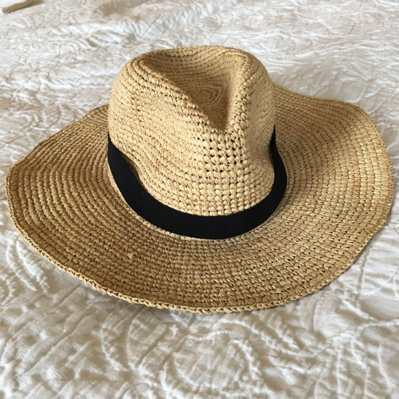 b4fbc59ebdbf9 J. Crew Accessories - J.Crew Packable Sun Hat
